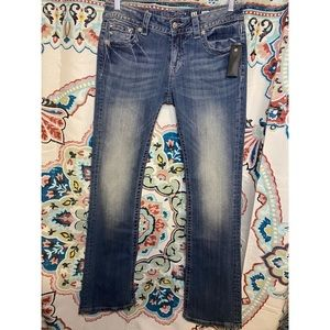 Miss Me Bootcut Jeans 'Indian Summer'